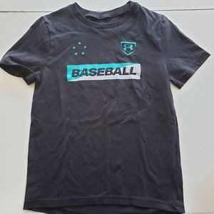 Under Armour Baseball Tee
